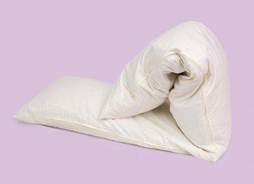 """Възглавница за сън за спане на страни """"Лека нощ"""""""