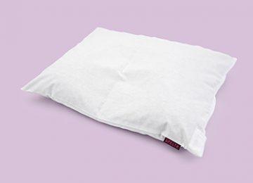"""Възглавница за сън """"Туини"""" с обвивки от спелта и просо"""
